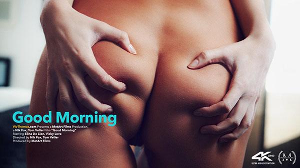 """Elina De Lion & Vicky Love """"Good Morning"""""""