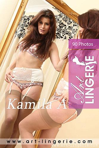 Kamila A Photo Set 8638