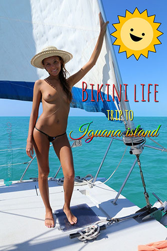"Katya Clover ""Bikini Life"""