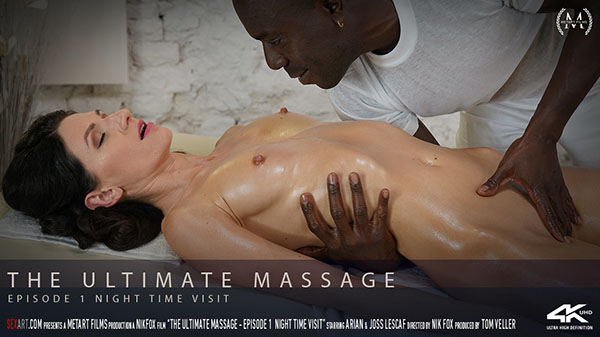 "Arian ""The Ultimate Massage Episode 1 - Night Time Visit"""