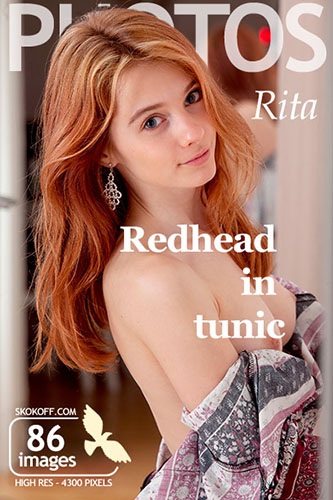 """Rita """"Redhead in Tunic"""""""