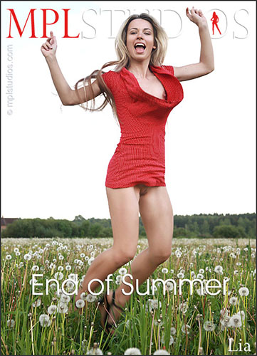 """Lia """"End of Summer"""""""