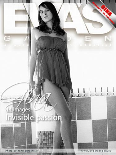 """Gina """"Invisible Passion"""""""