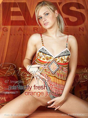 "Bridget ""Perfectly Fresh Orange Juice"""