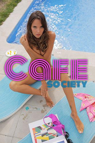 """Katya Clover """"Cafe Society"""""""
