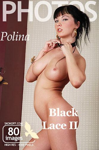 """Polina """"Black Lace Pt.2"""""""