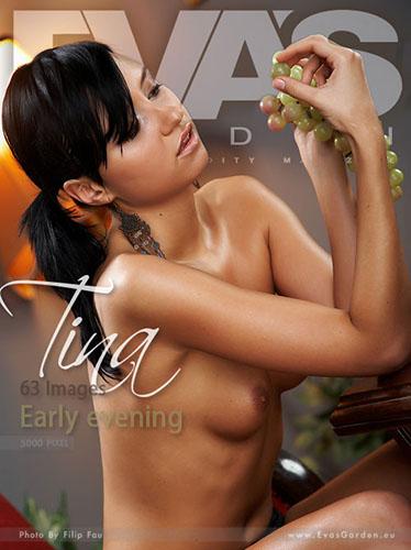 """Tina """"Early Evening"""""""