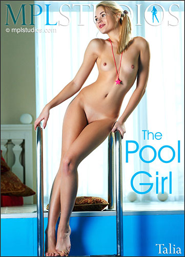"Talia ""The Pool Girl"""