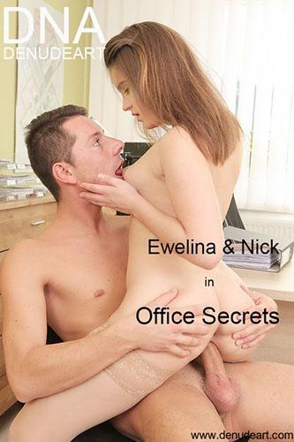 "Ewelina ""Office Secrtets"""