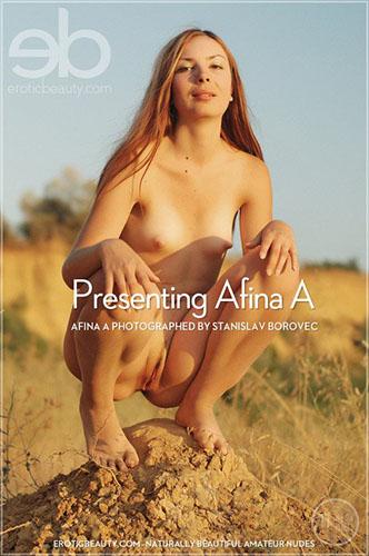 "Afina A ""Presenting"""