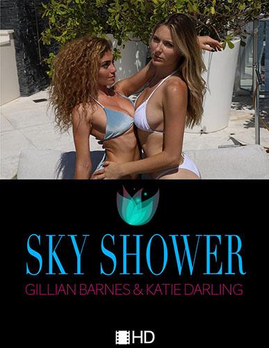 """Gillian Barnes & Katie Darling """"Sky Shower"""""""