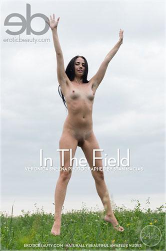 "Veronica Snezna ""In The Field"""