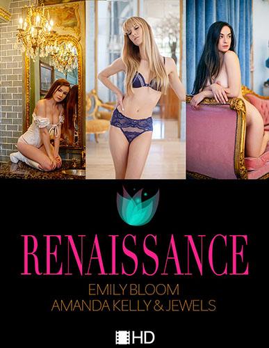 """Emily Bloom, Amanda Kelly & Jewels """"Renaissance"""""""
