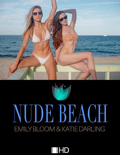 """Emily Bloom & Katie Darling """"Nude Beach"""""""