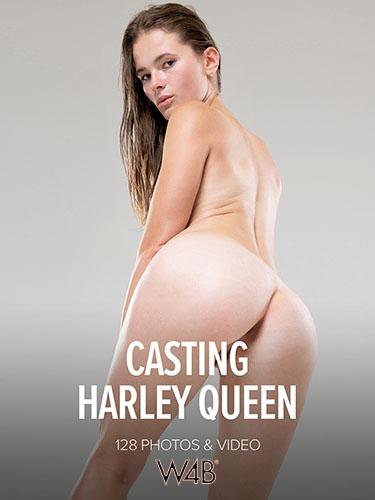 """Harley Queen """"Casting"""""""