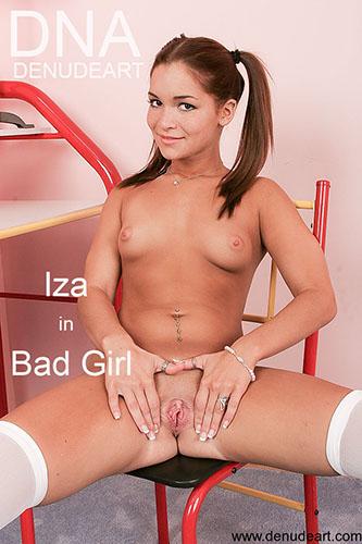 "Iza ""Bad Girl"""