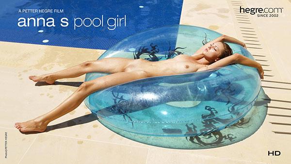 "Anna S ""Pool Girl"""