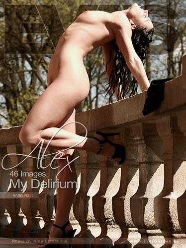 """Alex """"My Delirium"""""""