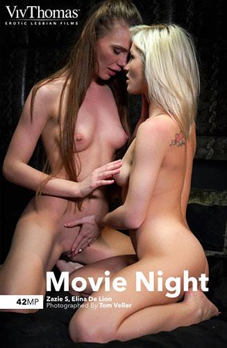 """Elina De Lion & Zazie S """"Movie Night"""""""
