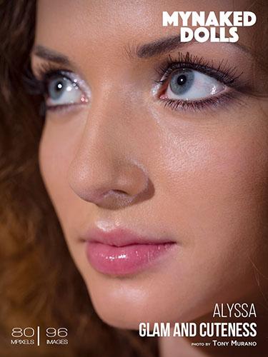 "Alyssa ""Glam and Cuteness"""