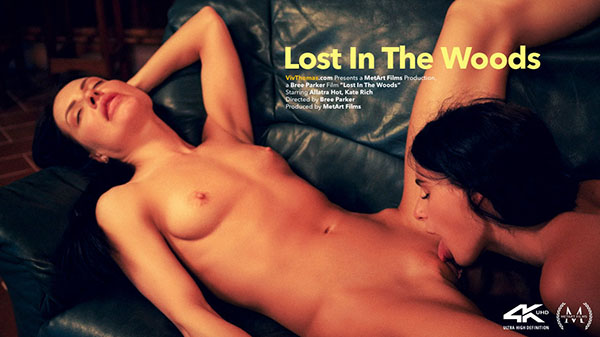 "Allatra Hot & Kate Rich ""Lost In The Woods"""