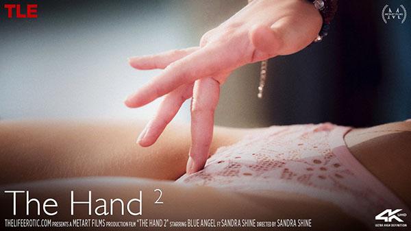 "Blue Angel & Sandra ""The Hand 2"""