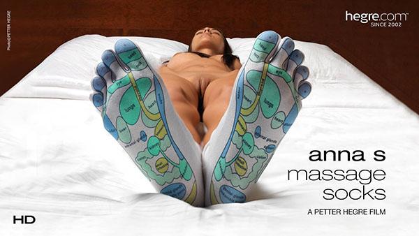 "Anna S ""Massage Socks"""