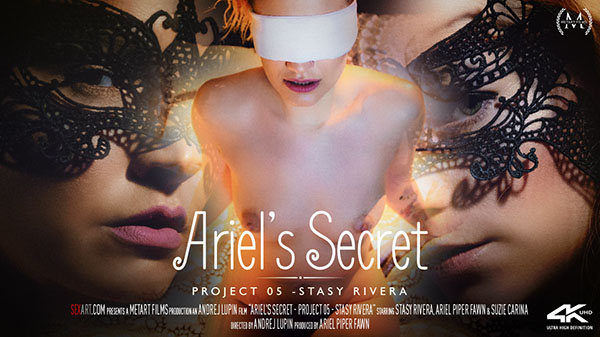 "Stasy Rivera ""Ariel's Secret - Project 5"""