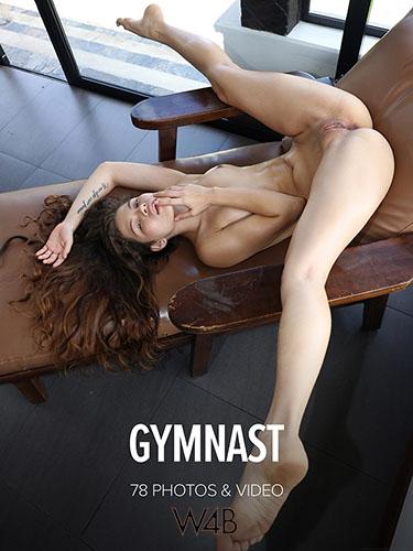 "Irene Rouse ""Gymnast"""