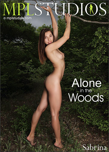 "Sabrina ""Alone in the Woods"""