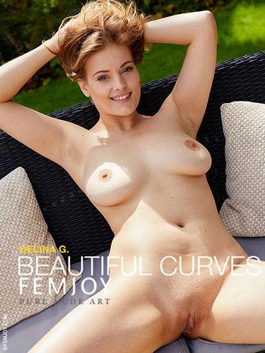 "Delina G ""Beautiful Curves"""