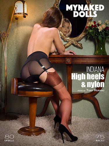 "Indiana ""High Heels & Nylon"""