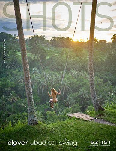 """Clover """"Ubud Bali Swing"""""""