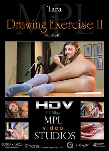 """Tara """"Drawing Exercise 2"""""""
