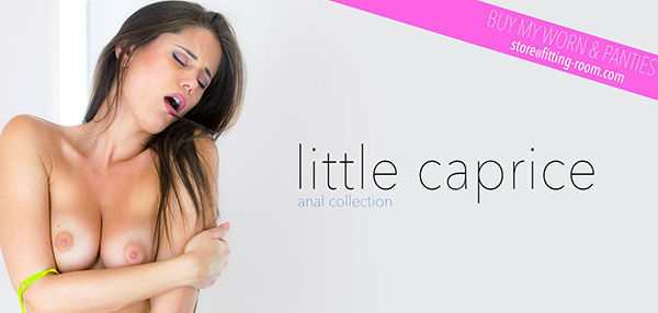 """Little Caprice """"Anal Collection"""""""