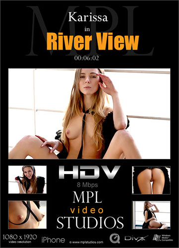 "Karissa Diamond ""River View"""