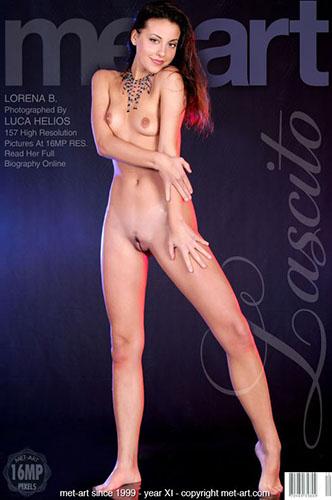 """Lorena B """"Lascito"""""""