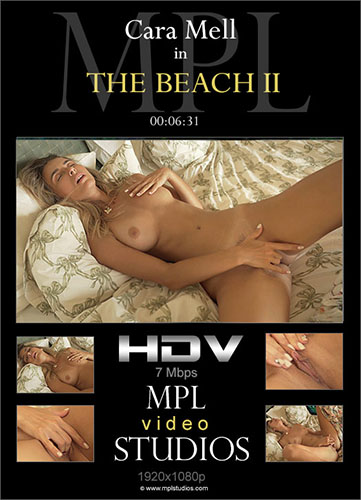 """Cara Mell """"The Beach II"""""""