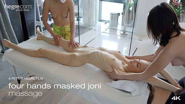 "Jolie ""Four Hands Masked Yoni Massage"""