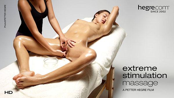 """Dominika C """"Extreme Stimulation Massage"""""""