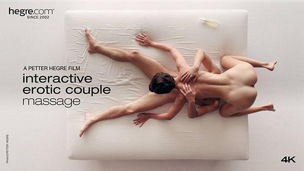 """Charlotta """"Interactive Erotic Couple Massage"""""""