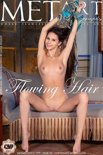 "Leona Mia ""Flowing Hair"""