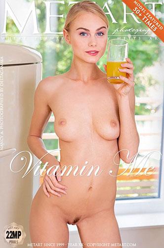 """Nancy A """"Vitamin Me"""""""