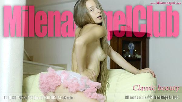 "Milena Angel ""Classic Beauty"""
