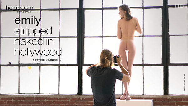 """Emily Bloom """"Stripped Naked In Hollywood"""""""