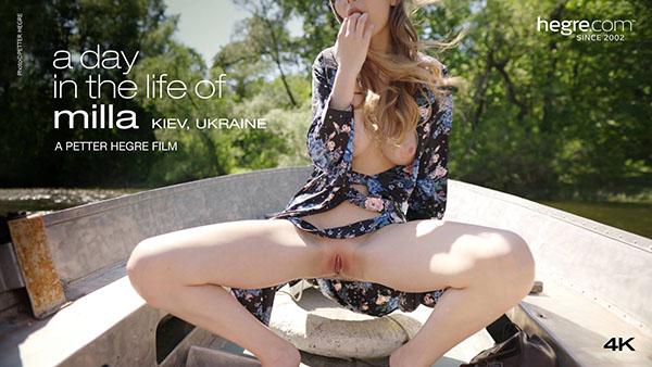 "Milla Azul ""A Day In The Life of Milla Kiev Ukraine"""