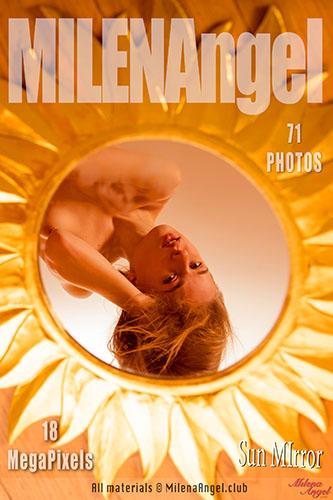 """Milena """"Sun Mirror"""""""