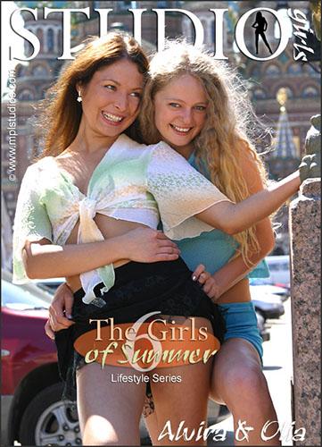 MPLStudios 2006-01-08 Alvira & Olia The Girls Of Summer sexy girls image jav