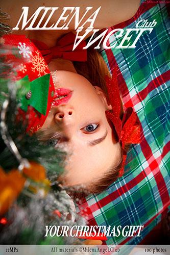 """Milena Angel """"Your Christmas Gift"""""""