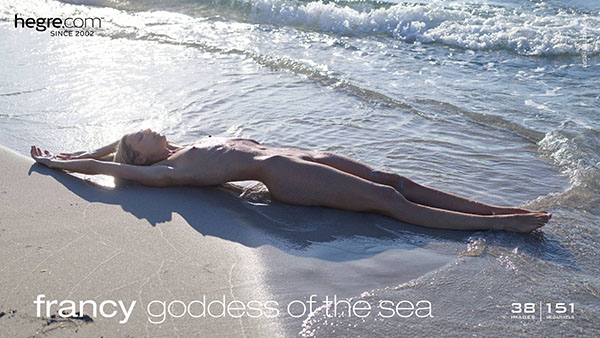 Hegre 2020-01-03 Francy Goddess of the Sea